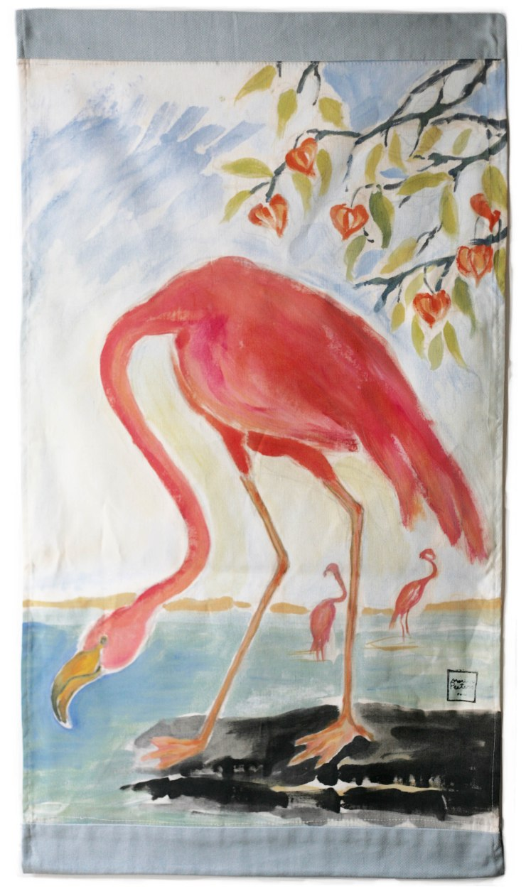 3-flamant rose