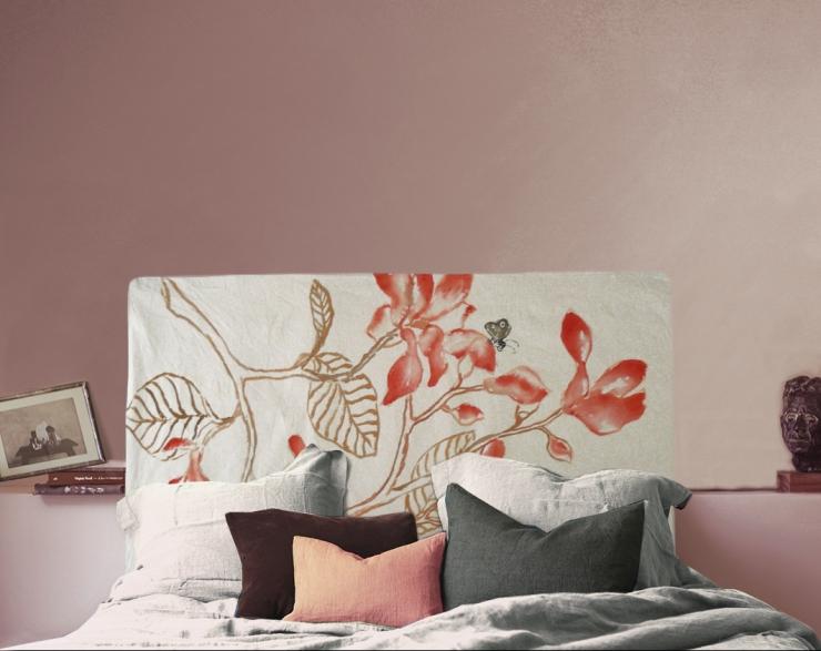 tete de lit magnoliarose